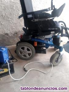 Se vende silla de ruedas eléctrica bora seminueva 800€ negociables económica