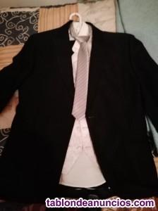 Vendo traje de novio