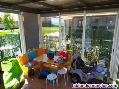 Casa camping Bañares