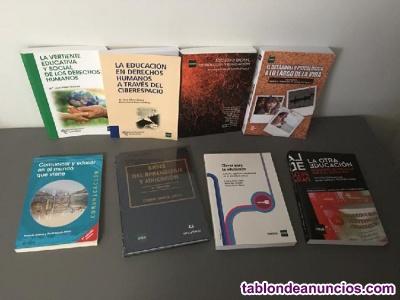 Apuntes y libros Educación social Uned