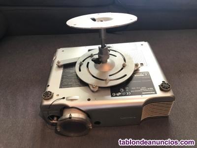 Proyector lcd panasonic pt-ae900e en perfecto estado