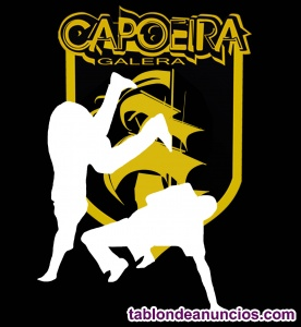 2x1 en Clases de capoeira en Madrid