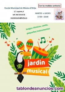 Jardín Musical