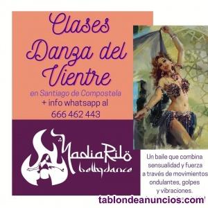 Clases Danza Del Vientre