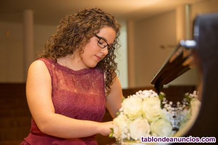 Clases particulares de piano