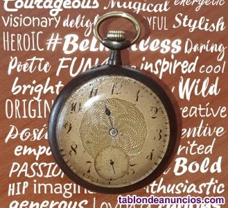 Reloj de bolsillo de principios del siglo XX
