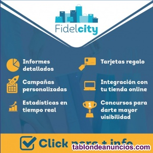 Programa de fidelización de clientes