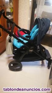 Oportunidad, trio modular coche bebé peg perego futura