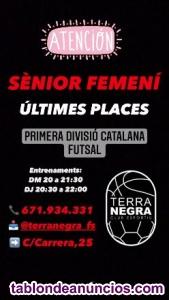 Futbol sala femenino barcelona