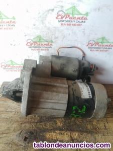 Motor arranque renault megane dacia