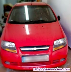 Chevrolet kalos 1,2 72 SE 3 puertas