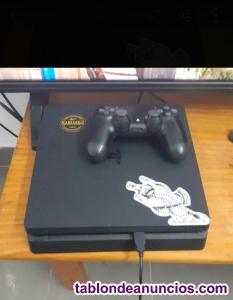 PS4 Slim 1000Gb + FIFA 20