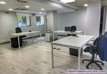 Oficinas en el centro de Madrid. EL PRIMER MES ES GRATIS, ven a conocernos