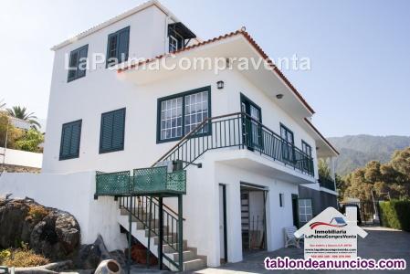 ID-206 Casa Independiente con inigualables vistas de la costa este de La Palma.