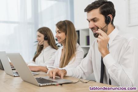 Teleoperador/a Comercial