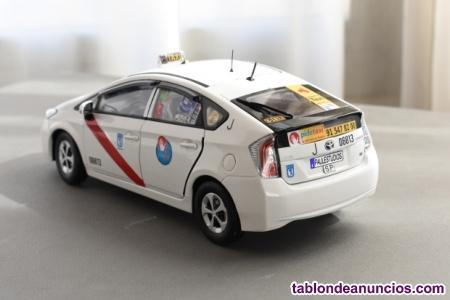 Vendo licencia taxi madrid martes par
