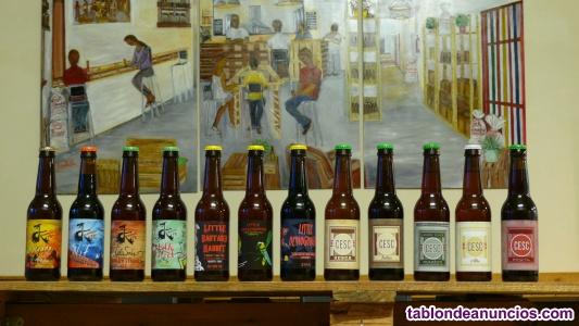 Cerveza artesana ecológica