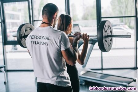 Planning fitness y plan dietético personalizado.
