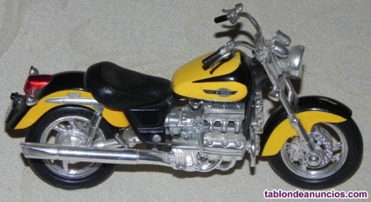Moto a Escala Honda F6C