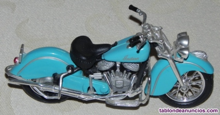 Moto a Escala Indian