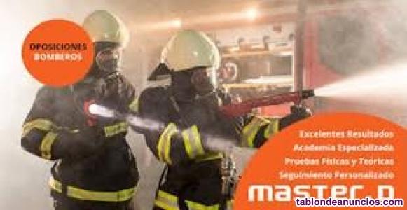 Cambio titularidad academia master d bombero oposición