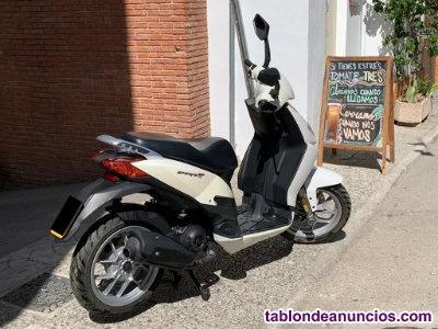 Se vende moto de segunda mano Aprilia Sport City ONE 50 49cc