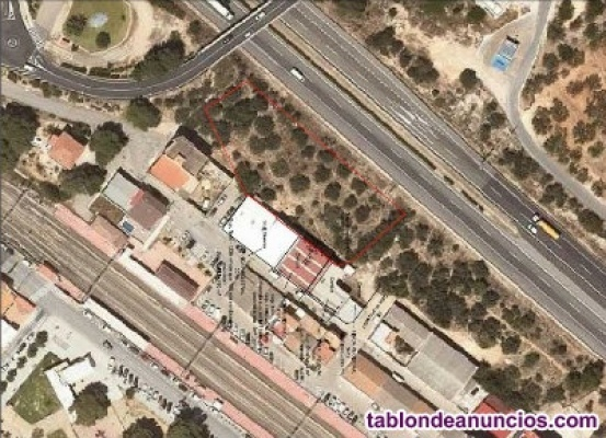 Estacion renfe - acceso ap7