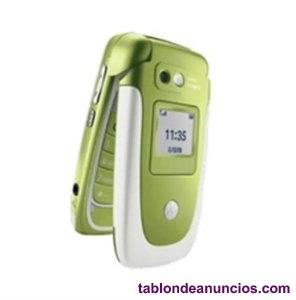 Motorola v360 verde