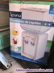 Enfriador/dispensador de liquidos
