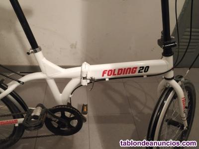 Venta plegable de Bicicleta.