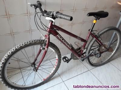 Vendo la bici de montana