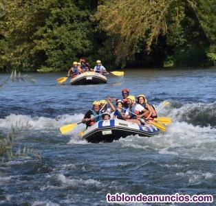 Rafting rio sil