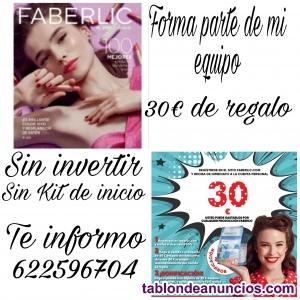 Comercial de ventas Faberlic