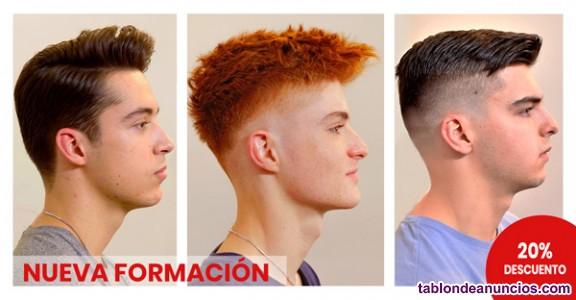 Cursos peluquería online