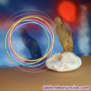 Alegato imaginativo personal en piedra y roca
