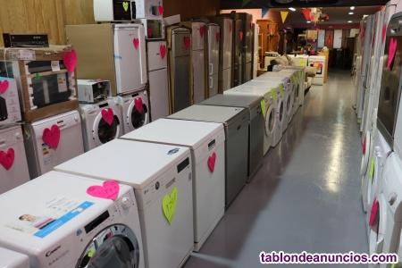 Electrodomésticos Segunda Mano en Sabadell Con Garantía