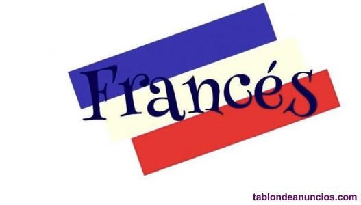 Francesa nativa, doy particulares online de Francés