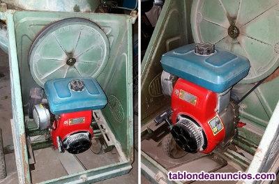 Hormigonera Umacon motor