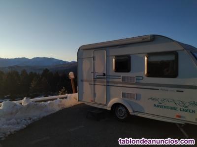 Caravana Adria 350L 2017/18 -750kgr