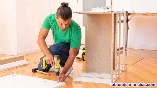 Se necesitan instaladores de carpintería