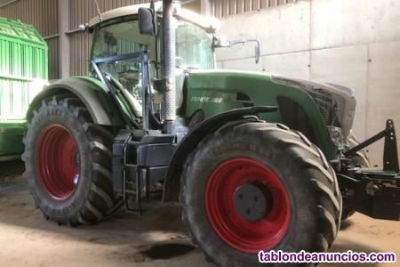 Tractor fendt 922 vario