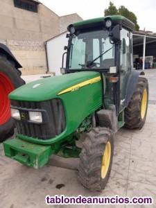 Tractor convencional john deere 5615 f cab
