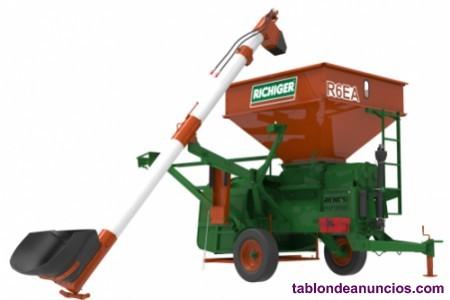 Embolsadora quebradora de grano seco y húmedo r6e, r6ea y r6ea plus, de 6 y 9 pies