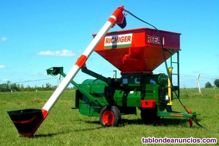Embolsadora quebradora de grano seco y húmedo r6ea, de 6 pies