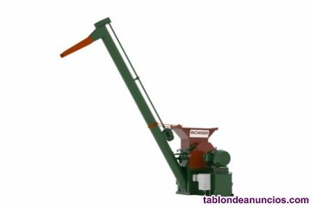 Quebradora de grano m15 y m15e