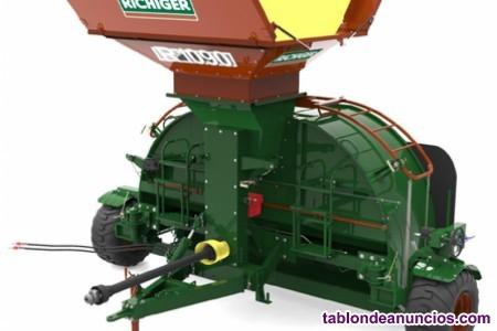 Embolsadora de grano seco r1090, de 10 pies