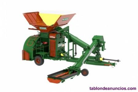 Cargador hidromecánico de grano cg300