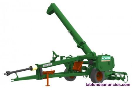Extractora de grano seco e6910