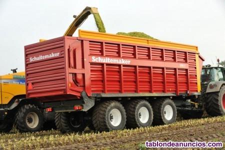 Remolque agrícola schuitemaker siwa 840