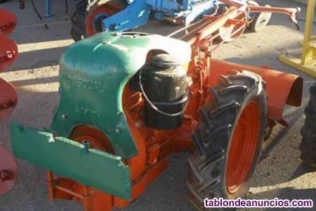 Motocultor pasquali 18 cv